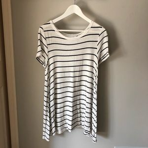 Dresses & Skirts - Striped T-shirt Dress